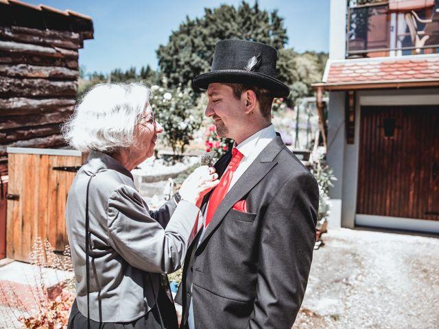 Le mariage de Lionel et Chloé à Tagsdorf, Haut Rhin 1