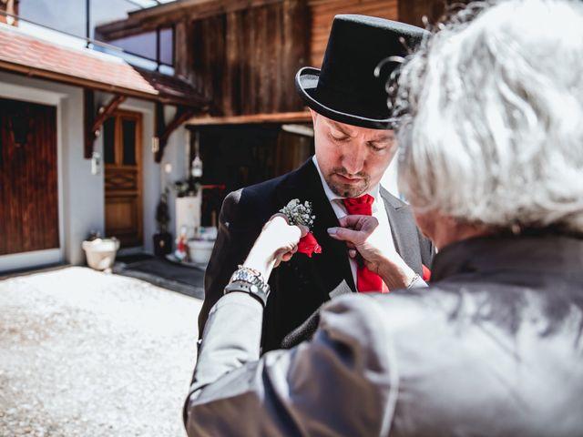 Le mariage de Lionel et Chloé à Tagsdorf, Haut Rhin 2