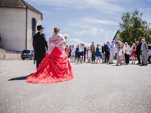 Le mariage de Lionel et Chloé à Tagsdorf, Haut Rhin 3