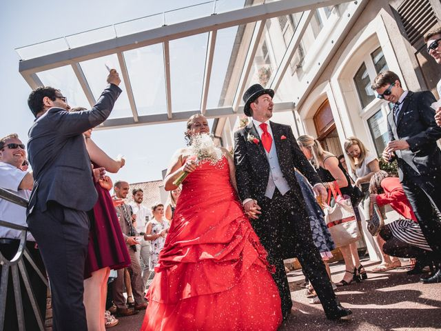 Le mariage de Lionel et Chloé à Tagsdorf, Haut Rhin 4