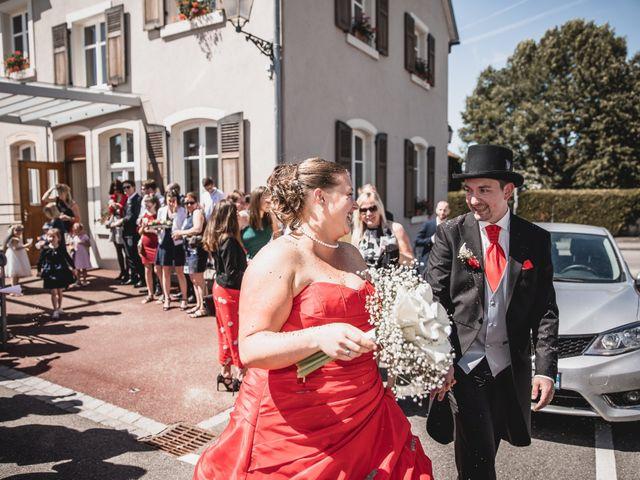 Le mariage de Lionel et Chloé à Tagsdorf, Haut Rhin 6