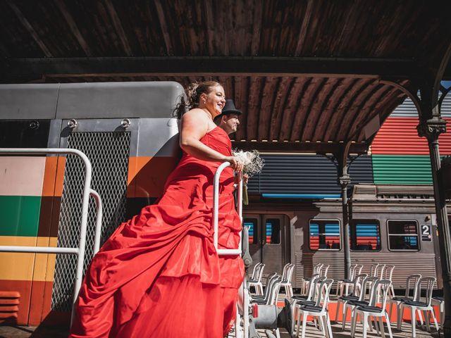 Le mariage de Lionel et Chloé à Tagsdorf, Haut Rhin 9