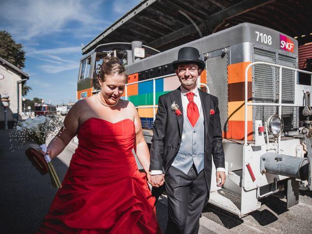 Le mariage de Lionel et Chloé à Tagsdorf, Haut Rhin 11