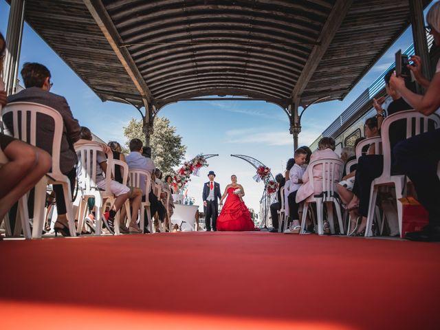Le mariage de Lionel et Chloé à Tagsdorf, Haut Rhin 12