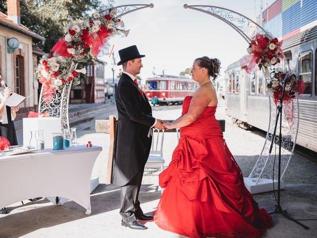 Le mariage de Lionel et Chloé à Tagsdorf, Haut Rhin 15