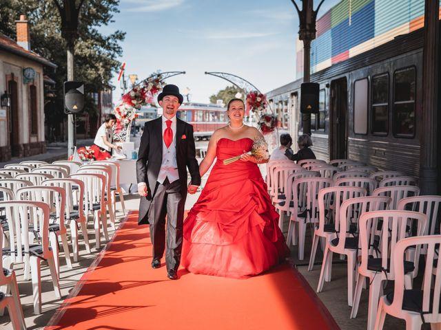 Le mariage de Lionel et Chloé à Tagsdorf, Haut Rhin 17