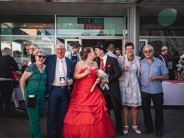 Le mariage de Lionel et Chloé à Tagsdorf, Haut Rhin 19