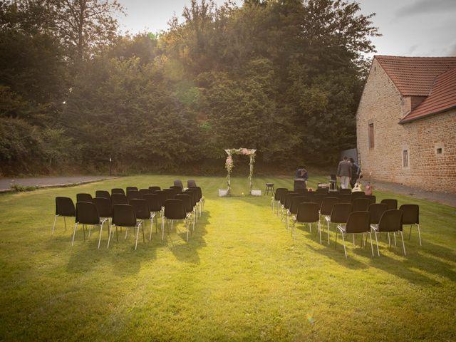 Le mariage de Gaëtan et Faustine à Caen, Calvados 72