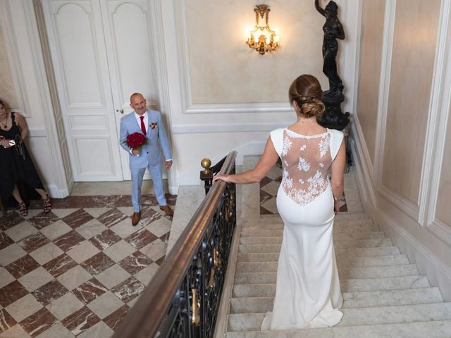 Le mariage de Stéphane et Vanessa à Ormesson-sur-Marne, Val-de-Marne 2