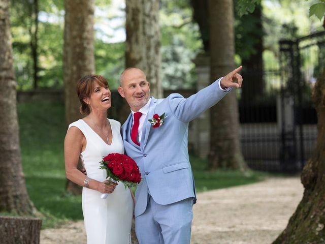 Le mariage de Stéphane et Vanessa à Ormesson-sur-Marne, Val-de-Marne 13