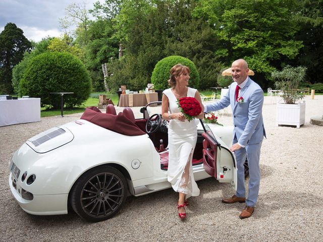 Le mariage de Stéphane et Vanessa à Ormesson-sur-Marne, Val-de-Marne 17