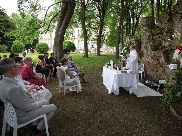 Le mariage de Stéphane et Vanessa à Ormesson-sur-Marne, Val-de-Marne 27