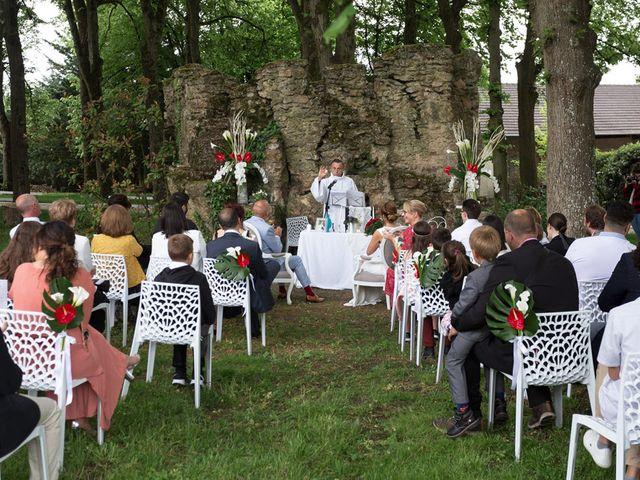 Le mariage de Stéphane et Vanessa à Ormesson-sur-Marne, Val-de-Marne 29
