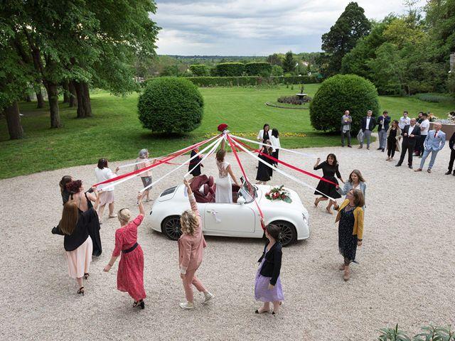 Le mariage de Stéphane et Vanessa à Ormesson-sur-Marne, Val-de-Marne 41