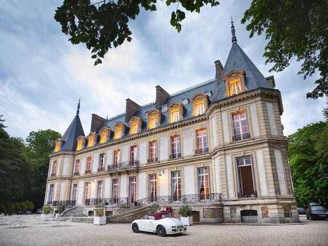 Le mariage de Stéphane et Vanessa à Ormesson-sur-Marne, Val-de-Marne 51