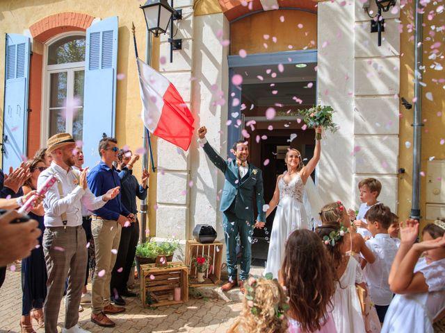 Le mariage de Sébastien et Audrey à Seillons-Source-d'Argens, Var 4