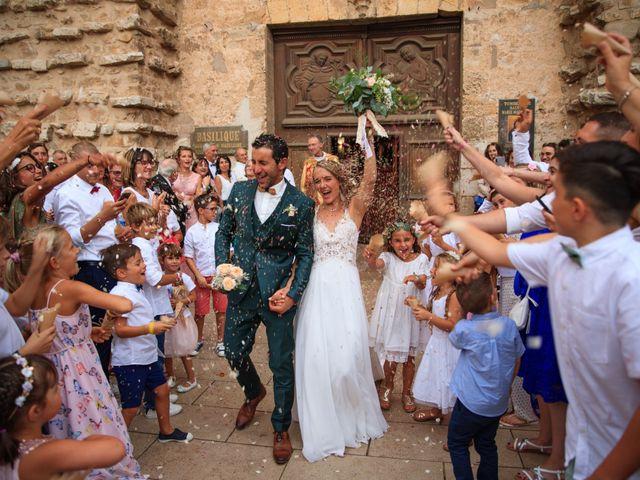 Le mariage de Sébastien et Audrey à Seillons-Source-d'Argens, Var 6