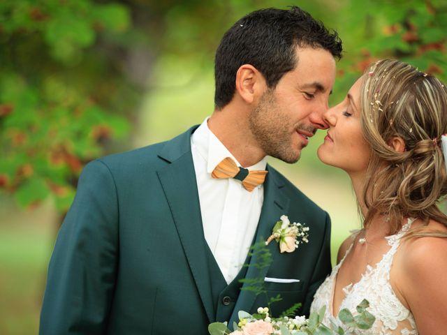Le mariage de Sébastien et Audrey à Seillons-Source-d'Argens, Var 9