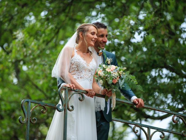 Le mariage de Sébastien et Audrey à Seillons-Source-d'Argens, Var 13