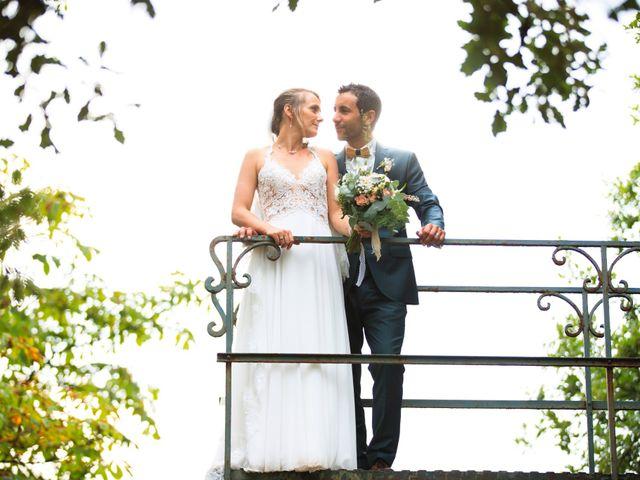 Le mariage de Sébastien et Audrey à Seillons-Source-d'Argens, Var 14