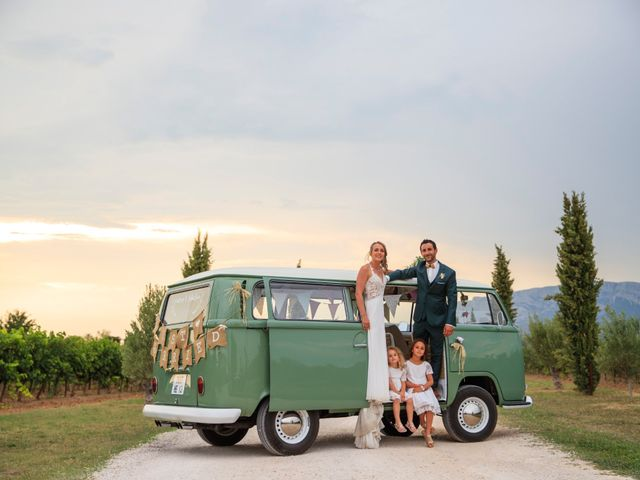 Le mariage de Sébastien et Audrey à Seillons-Source-d'Argens, Var 18