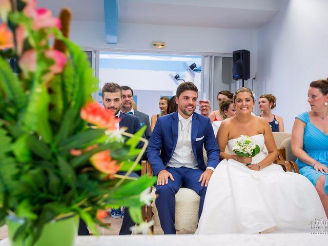 Le mariage de Guillaume et Cyrielle  à Sainte-Marie, Hautes-Alpes 10