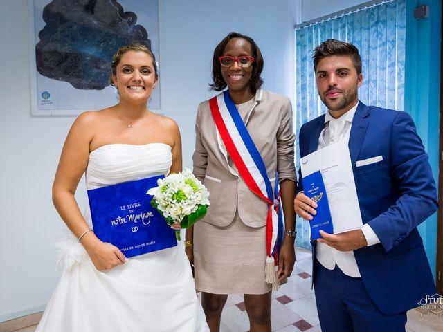 Le mariage de Guillaume et Cyrielle  à Sainte-Marie, Hautes-Alpes 11
