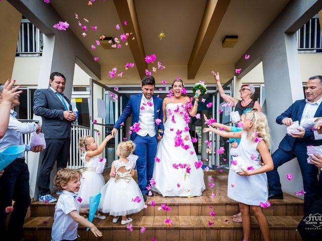 Le mariage de Guillaume et Cyrielle  à Sainte-Marie, Hautes-Alpes 13