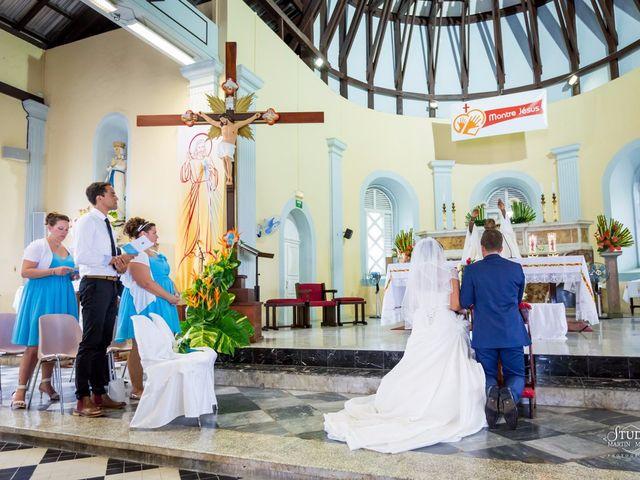 Le mariage de Guillaume et Cyrielle  à Sainte-Marie, Hautes-Alpes 24