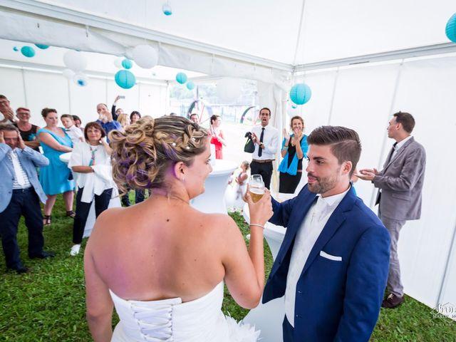 Le mariage de Guillaume et Cyrielle  à Sainte-Marie, Hautes-Alpes 28
