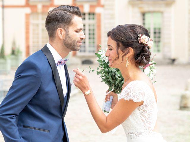 Le mariage de Loïc et Gwladys à Réveillon, Marne 5
