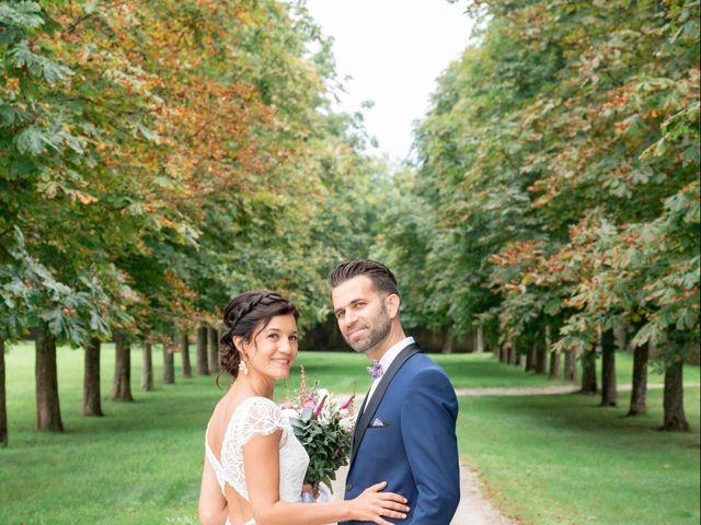 Le mariage de Loïc et Gwladys à Réveillon, Marne 12