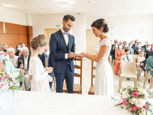 Le mariage de Loïc et Gwladys à Réveillon, Marne 14