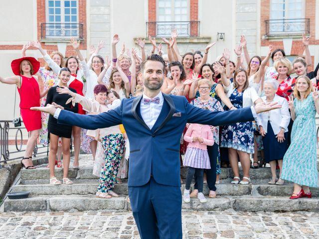 Le mariage de Loïc et Gwladys à Réveillon, Marne 23