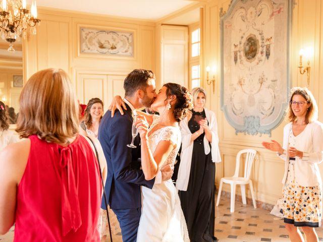 Le mariage de Loïc et Gwladys à Réveillon, Marne 28