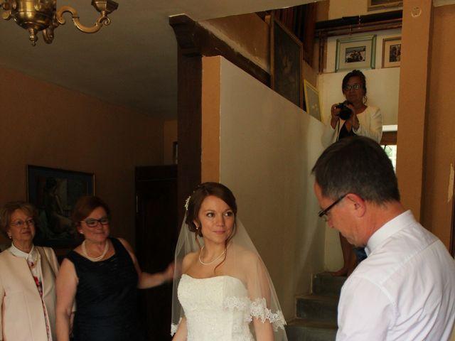 Le mariage de Thomas et Eva à Saint-Hilaire-de-Court, Cher 3