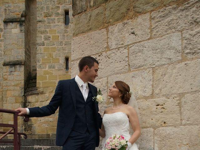 Le mariage de Thomas et Eva à Saint-Hilaire-de-Court, Cher 6