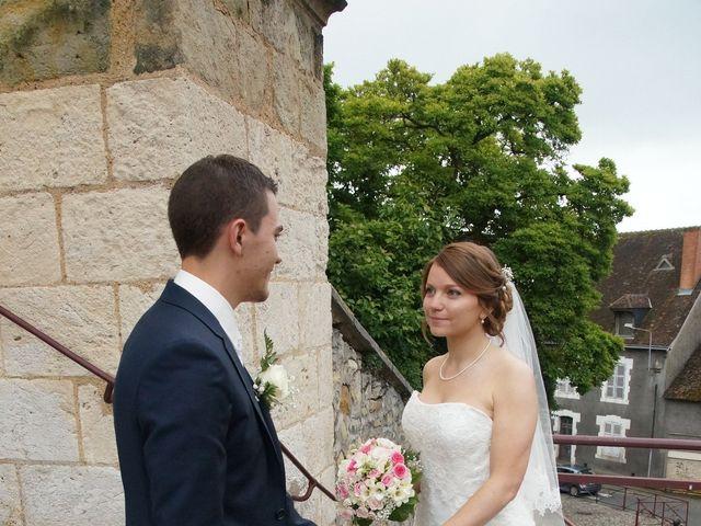 Le mariage de Thomas et Eva à Saint-Hilaire-de-Court, Cher 8