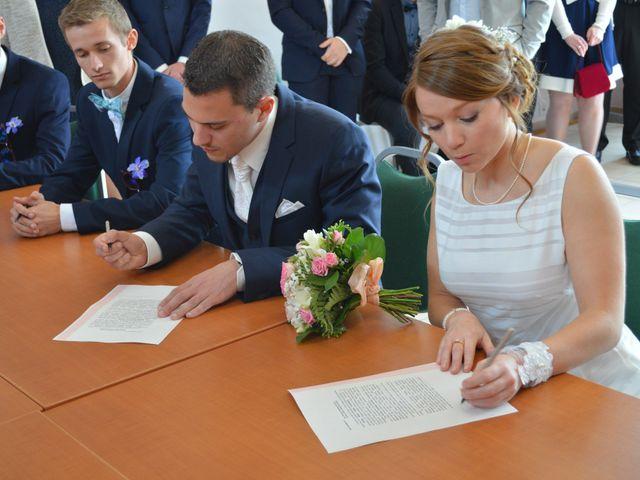 Le mariage de Thomas et Eva à Saint-Hilaire-de-Court, Cher 16