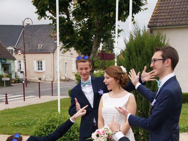 Le mariage de Thomas et Eva à Saint-Hilaire-de-Court, Cher 18