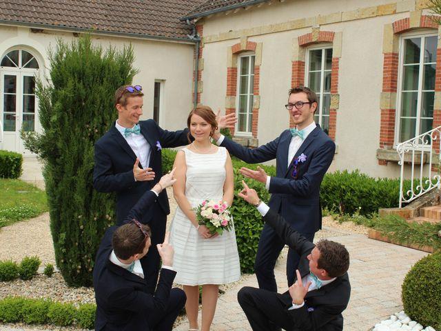 Le mariage de Thomas et Eva à Saint-Hilaire-de-Court, Cher 19