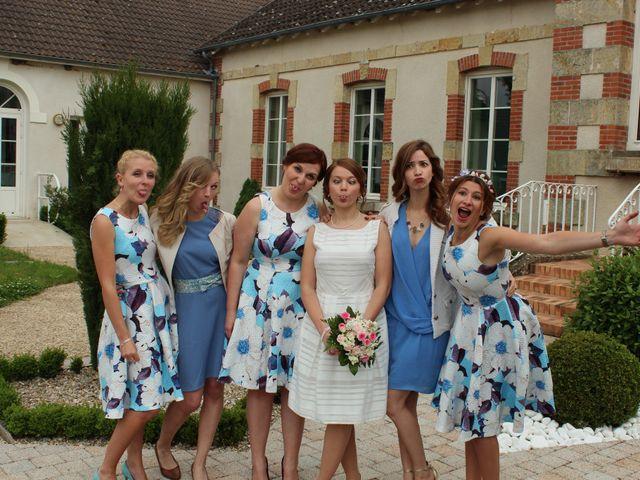 Le mariage de Thomas et Eva à Saint-Hilaire-de-Court, Cher 21