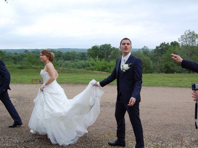 Le mariage de Thomas et Eva à Saint-Hilaire-de-Court, Cher 22