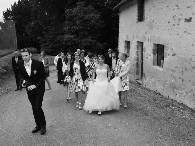 Le mariage de Thomas et Eva à Saint-Hilaire-de-Court, Cher 24