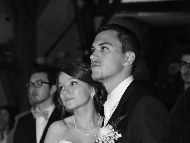 Le mariage de Thomas et Eva à Saint-Hilaire-de-Court, Cher 29
