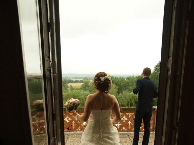 Le mariage de Thomas et Eva à Saint-Hilaire-de-Court, Cher 31