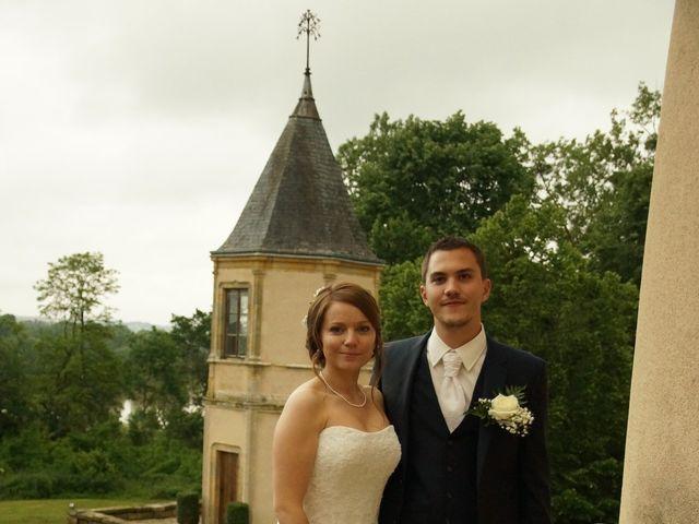 Le mariage de Thomas et Eva à Saint-Hilaire-de-Court, Cher 1
