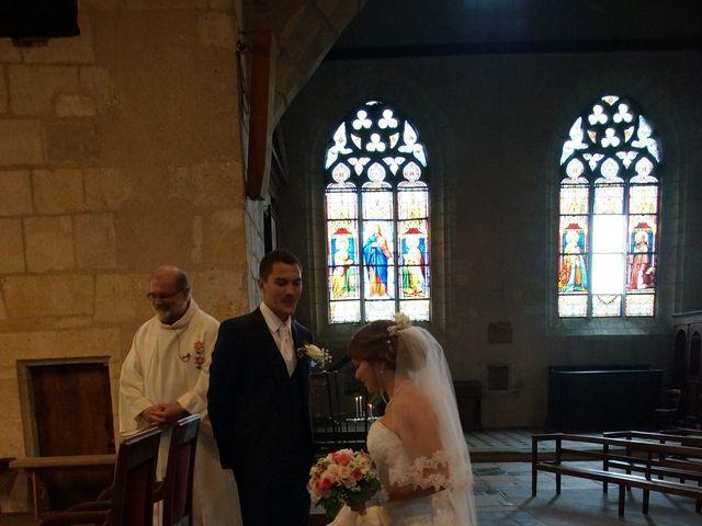 Le mariage de Thomas et Eva à Saint-Hilaire-de-Court, Cher 56