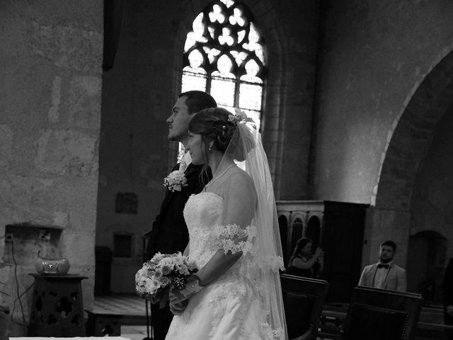 Le mariage de Thomas et Eva à Saint-Hilaire-de-Court, Cher 57