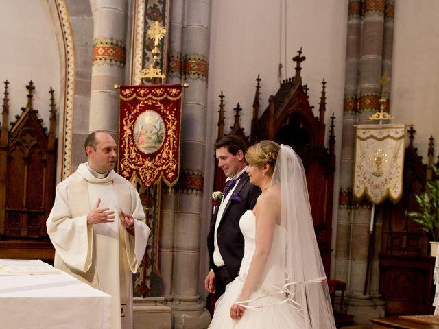 Le mariage de Laura et Arnaud à Bischoffsheim, Bas Rhin 4
